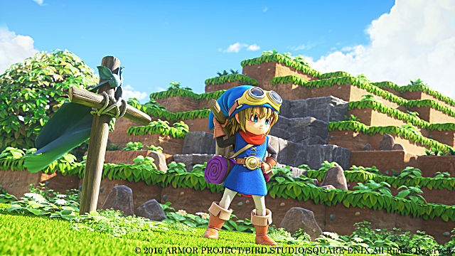 Getting Started in Dragon Quest Builders Tips and Tricks Beginner's Guide