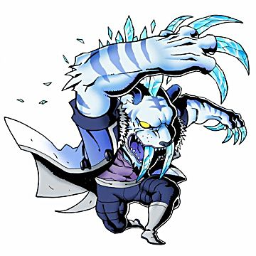 Frost Tiger from Viewtiful Joe 2