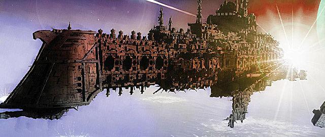 Battlefleet Gothic: Armada gothic