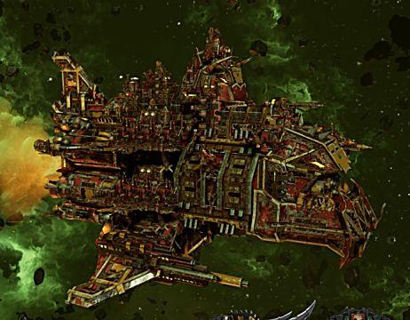 Battlefleet Gothic: Armada hammer