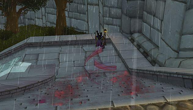 WoW Legion Havoc Demon Hunter Vengeful Retreat