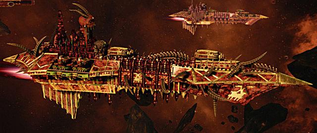 Battlefleet Gothic: Armada hellbringer mk2