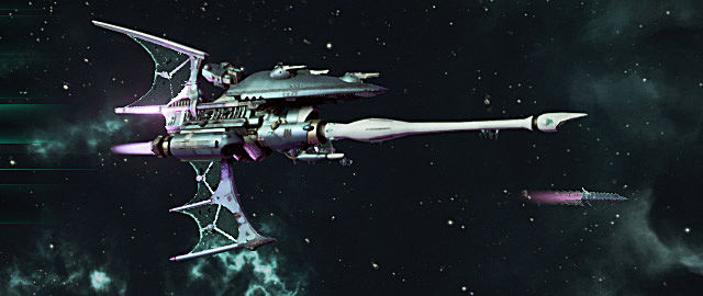 Battlefleet Gothic: Armada hemlock