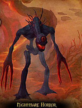 wow legion il'gynoth nightmare horror