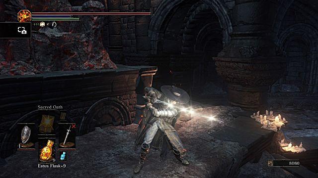 Dark Souls  Cleric Faith Build