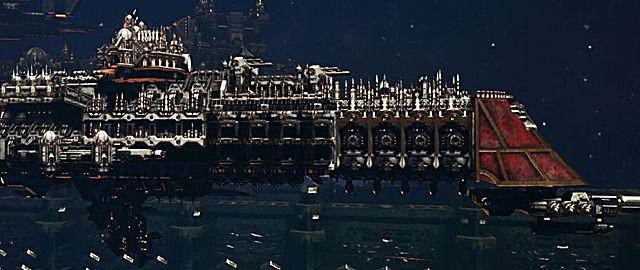 Battlefleet Gothic: Armada mars