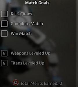 titanfall 2 merits