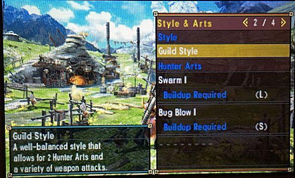 Monster Hunter Generations Customization