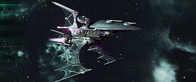 Battlefleet Gothic: Armada nightshade