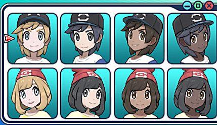 Pokemon Sun and Moon customization