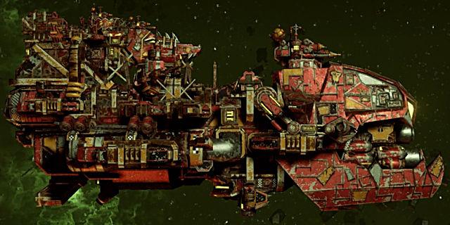 Battlefleet Gothic: Armada ravager