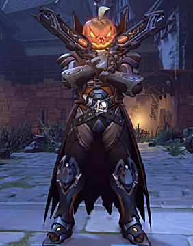 overwatch reaper halloween skin