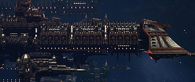 Battlefleet Gothic: Armada retribution