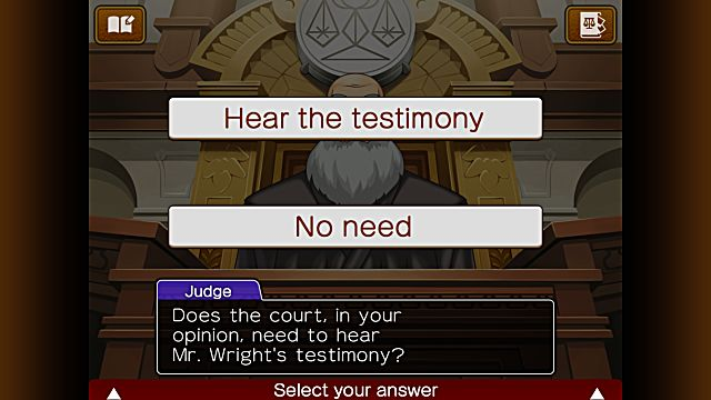 Apollo Justice: Ace Attorney Episode 1 Turnabout Trump Part 2 Case Guide Cross-Examination The Best Laid Traps