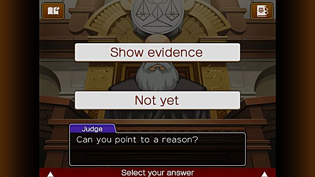 Apollo Justice: Ace Attorney Episode 1 Turnabout Trump Part 2 Case Guide Cross-Examination That Fateful Night