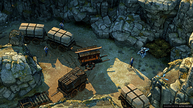 Shadow tactics second mission