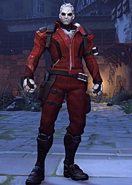 overwatch soldier 76 halloween skin