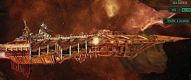 Battlefleet Gothic: Armada styx
