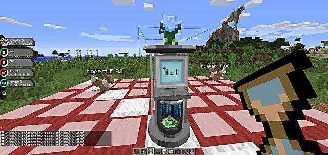 minecraft pixelmon ranch block