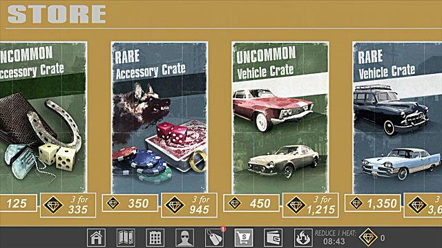 mafia 3 rivals store
