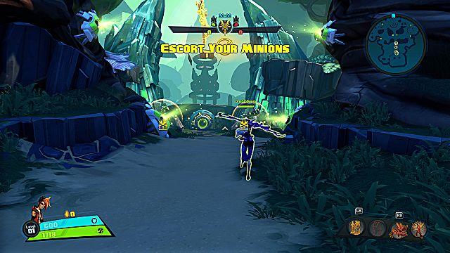 Battleborn game modes
