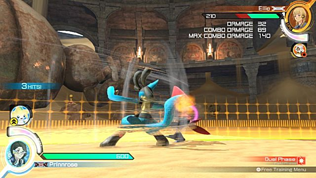 Lucario Pokken Tournament Competitive Character Guide