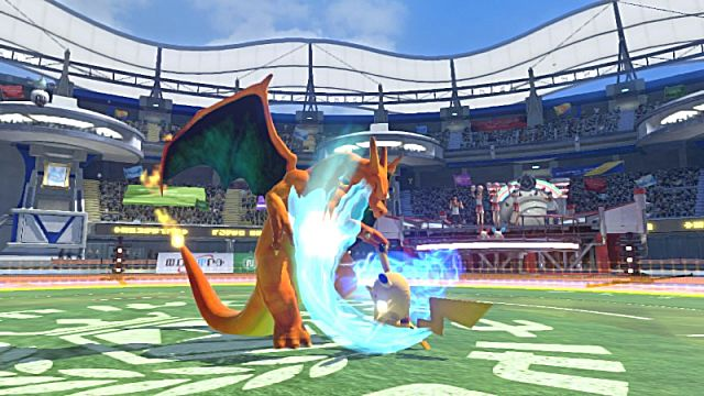 Pokken Profile Pikachu Competitive Character Intro Guide Blue 6Y