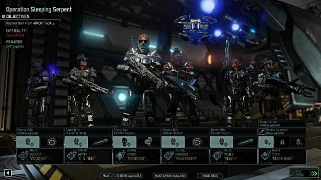 Xcom  Best Multiplayer Squad Builds