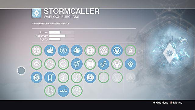 Destiny Stormcaller Build Pvp