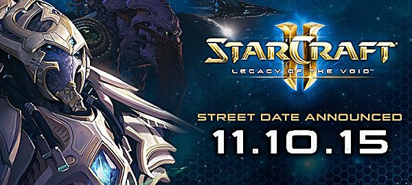 Legacy of the void release date in Australia