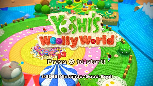 Yoshis Woolly World Adventure Guide  Episode 1 Yoshis