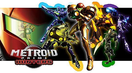 Resultado de imagen de Metroid Prime: Hunters