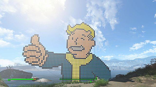 Resultado de imagen para fallout 4 success gif