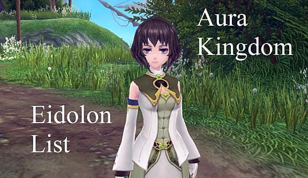 aura kingdom how to get call of gaia quest