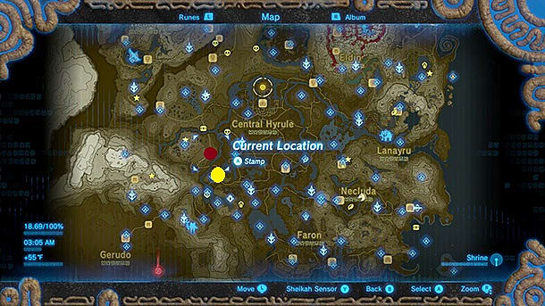 Breath Of The Wild Amiibo Guide >> Breath of the Wild Guide: Special Mounts and Where to Find Them | The Legend of Zelda: Breath of ...