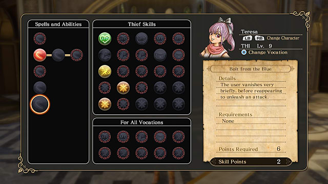 Dragon Quest Heroes 2 Classes Character Creation