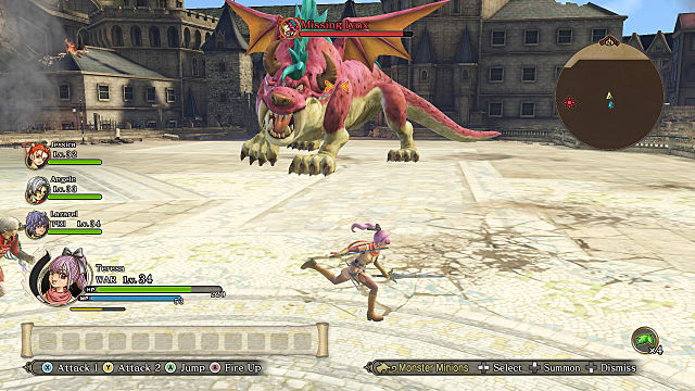 Dragon Quest Heroes 2 Review Story Cutscenes PC audio desync