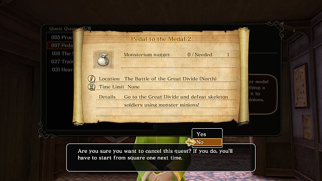 Dragon Quest Heroes 2 Review Multiplayer Gameplay Quests