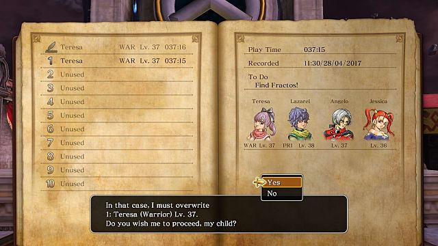 Dragon Quest Heroes 2 Review Nightmare RPG UI