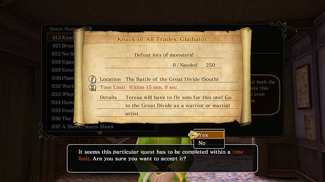 Dragon Quest Heroes 2 Guide How to Unlock Gladiator