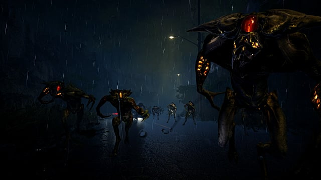 Earthfall Steam Aliens Feature  Left Empat Dead Style Video Game
