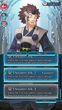 fire emblem heroes azama