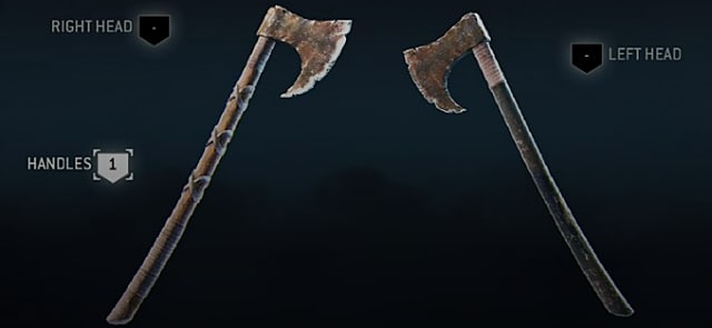 for honor berserker gear