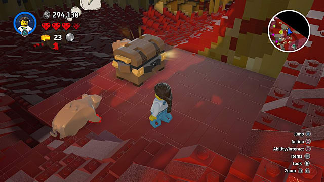 LEGO Worlds Guide How to Earn Gold Bricks Treasure Chests Walkthrough