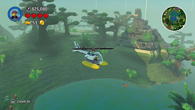 LEGO Worlds fails to deliver on a brilliant idea world generation review