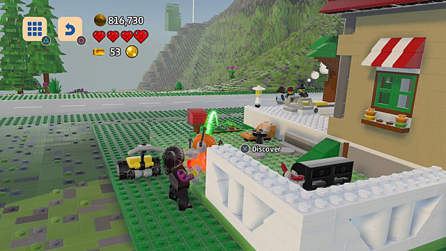 LEGO Worlds Review how it fails to deliver on a brilliant idea discovery landscape build tool