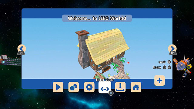 LEGO Worlds Guide Unlock All Bricks Cheat Where How to Enter Code Button