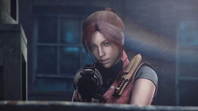 Claire Redfield, Resident Evil