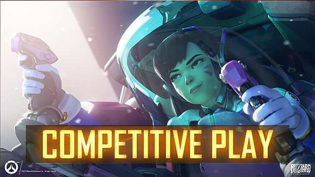 overwatch, competitive