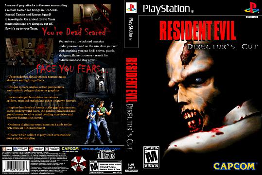 Resident Evil, Directors Cut
